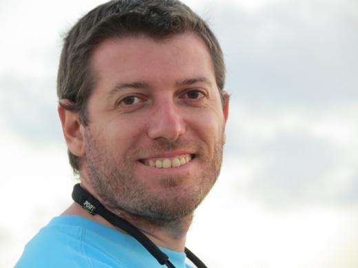 Fernando Legrand, autor de RSE Online