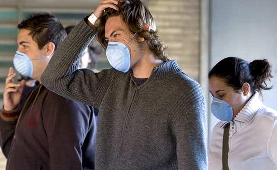 Medidas para adoptar en Empresas ante la Gripe A, Porcina, Influenza o H1N1