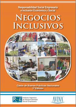 Libro sobre Casos de Negocios Inclusivos en Argentina del IARSE