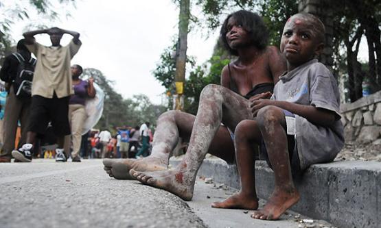 Ayudas de Empresas y Organizaciones por el Terremoto en Haití. Enero 2010