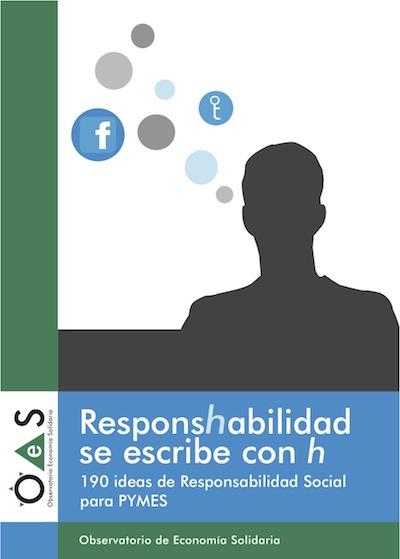 E-book del OES con 190 ideas para aplicar a la RSE de las PyMes