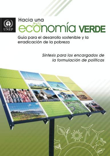 Guía hacia una Economía Verde del PNUMA