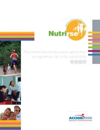 Acción RSE presentó en Chile la Guía con Recomendaciones para una Vida Saludable en la Empresa de NutriRSE