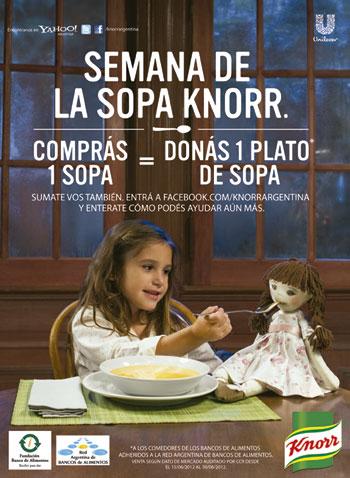 La Semana de la Sopa, Knoor