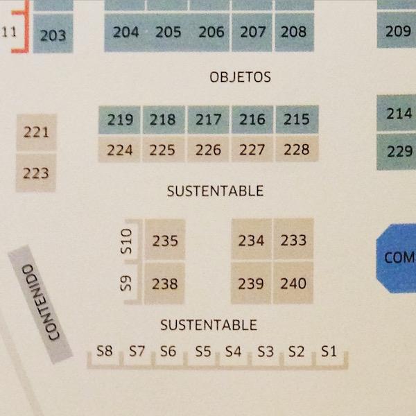 Stands Sustentables en Feria Puro Diseño 2015