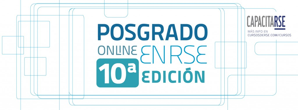 Sumate al Curso de Posgrado Online en RSE!
